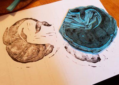 test tampon baleine
