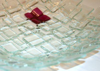 plat verre